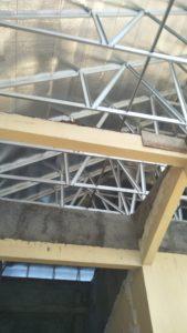 Pemborong jasa pasang atap baja ringan